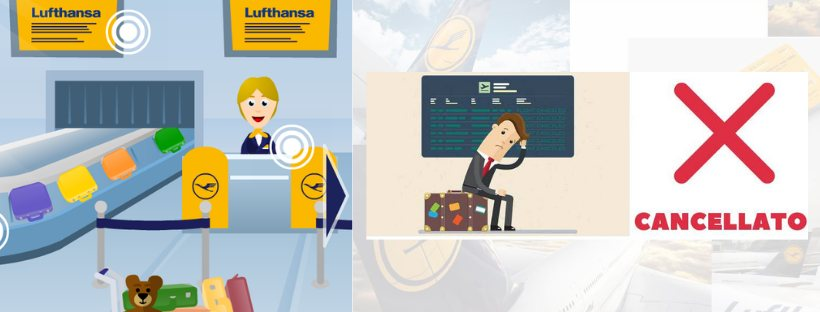 Cancellazione volo Lufthansa