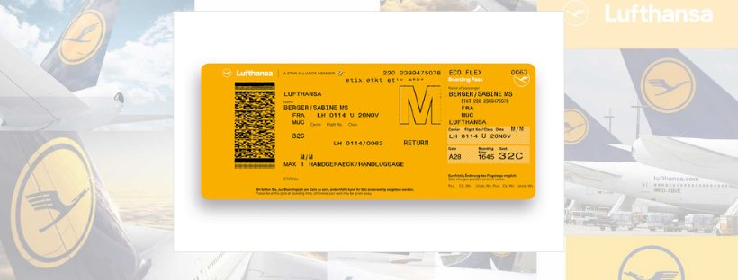 Cosa serve per reclamo Lufthansa