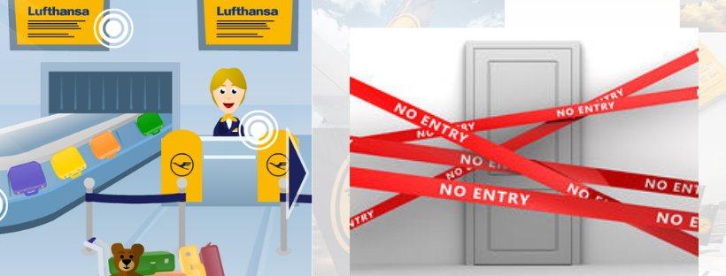 Overbooking Lufthansa