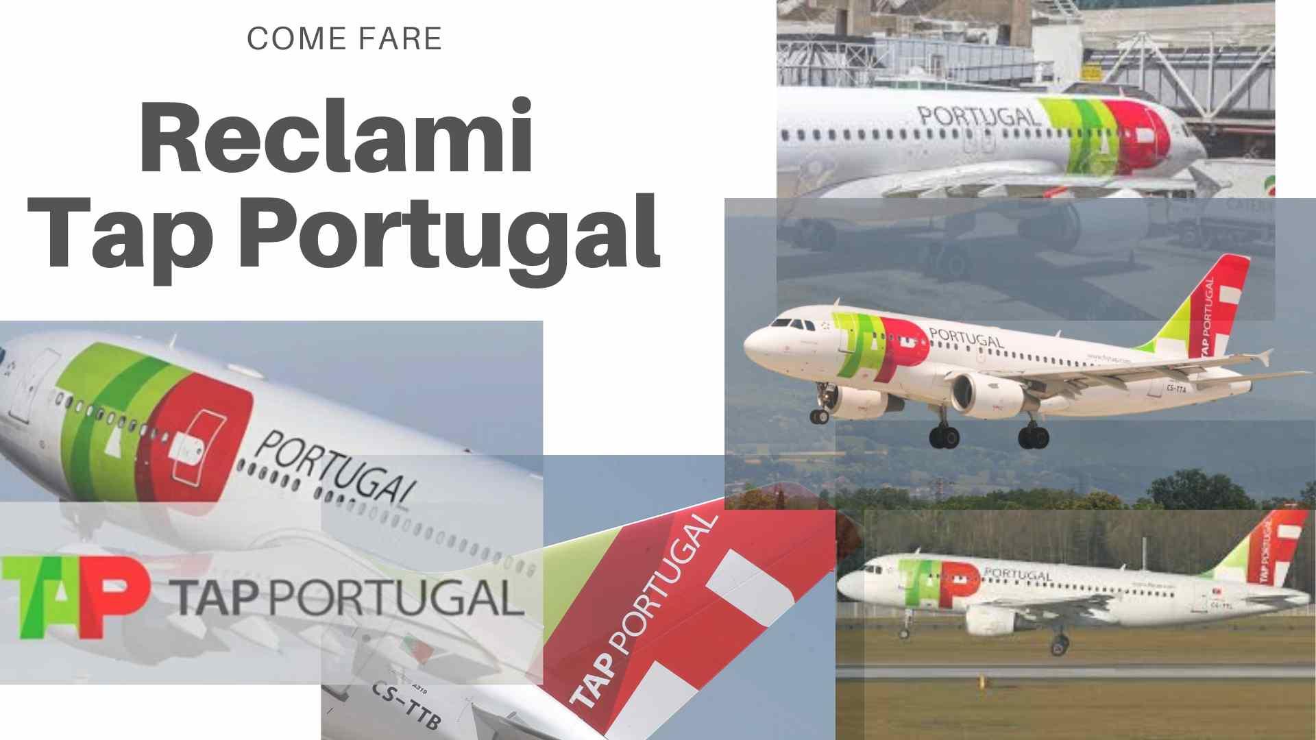 Reclami Tap Portugal