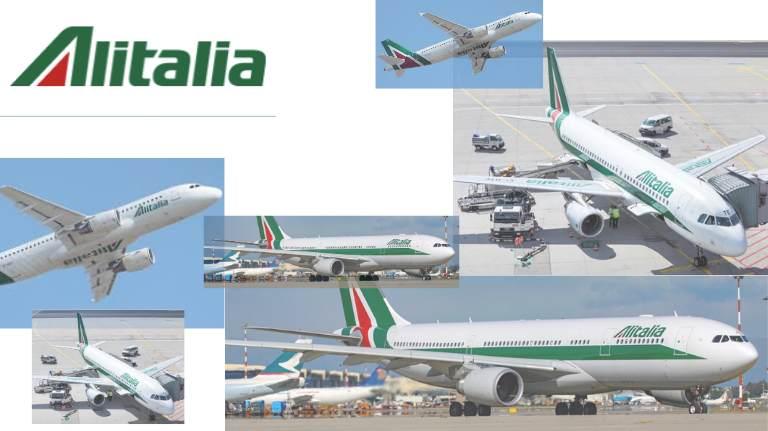 Overbooking Alitalia