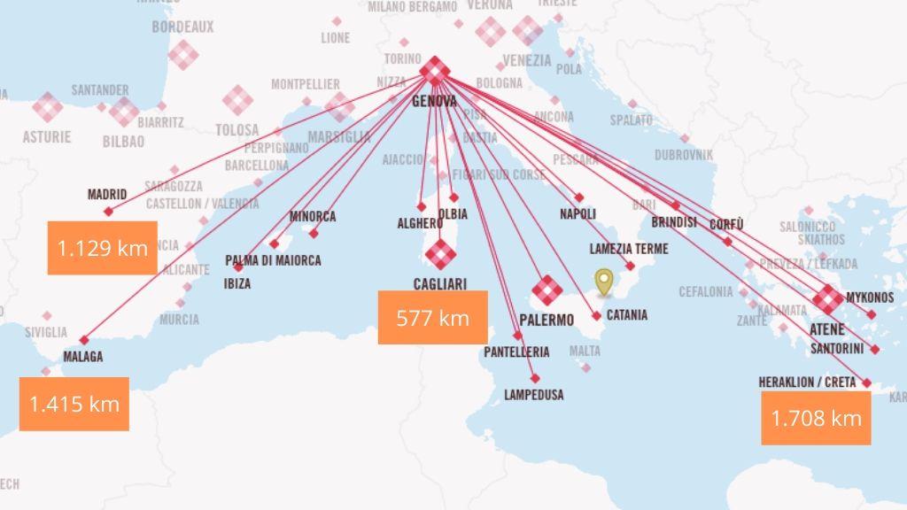 distanza-aeree-Volotea-quantificazione-rimborso
