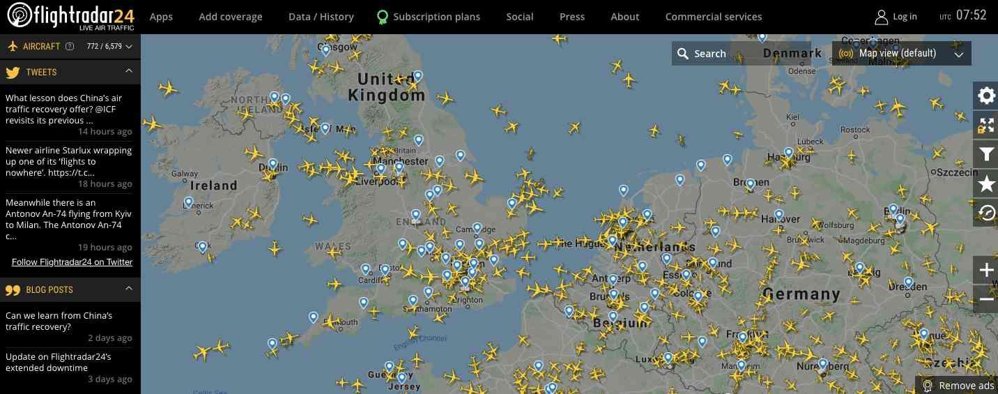 sito-famoso-seguire-voli-aerei-Flightradar-24