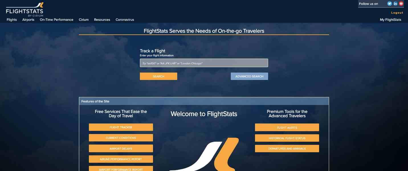 sito-per-calcolare-ritardo-volo-flightstats